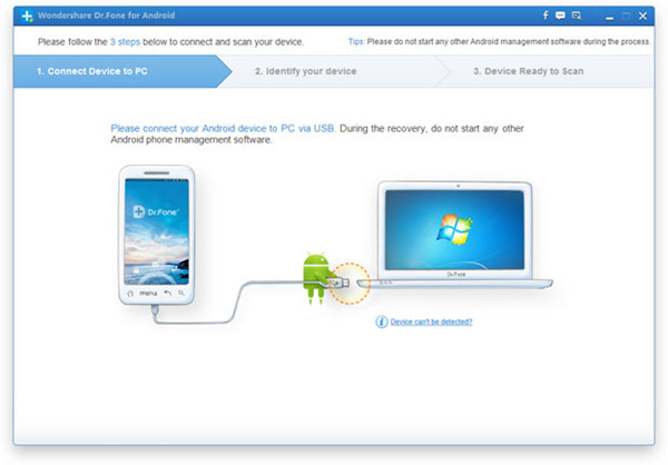 Recover Deleted Vieos Android