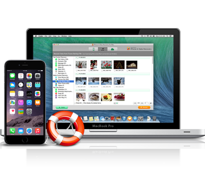 iPhone 6 data recovery software