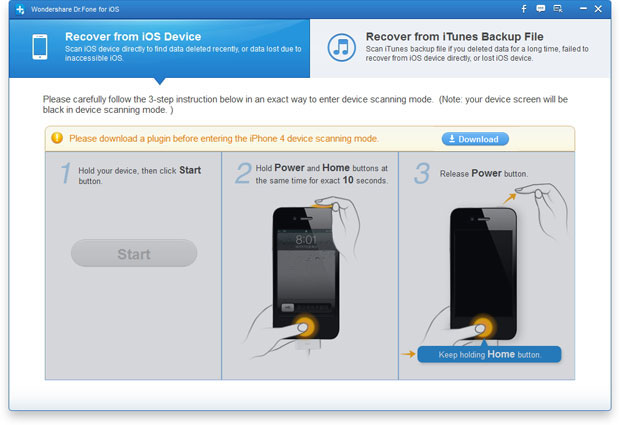 How To Recover Deleted Videosrestore Video From Iphone 5s54s4