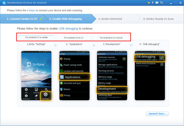 restore photos from samsung galaxy